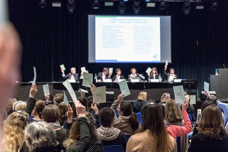SVDE Kongress in Biel